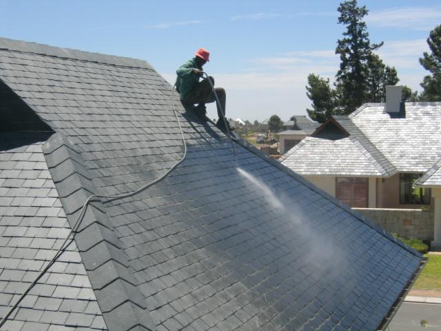 Roof Repairs Naturally Slate
